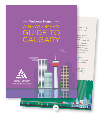 Trico Homes Newcomers Guide to Calgary