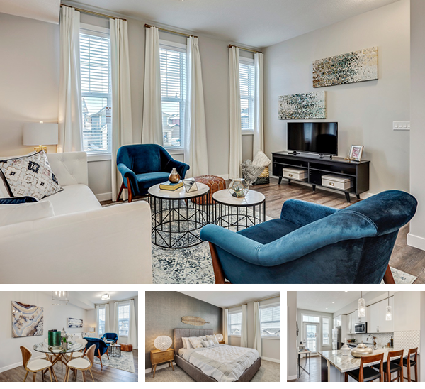 Introducing...Unity Townhomes in Seton!
