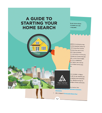 Trico Homes Guide To Starting Your Home Search