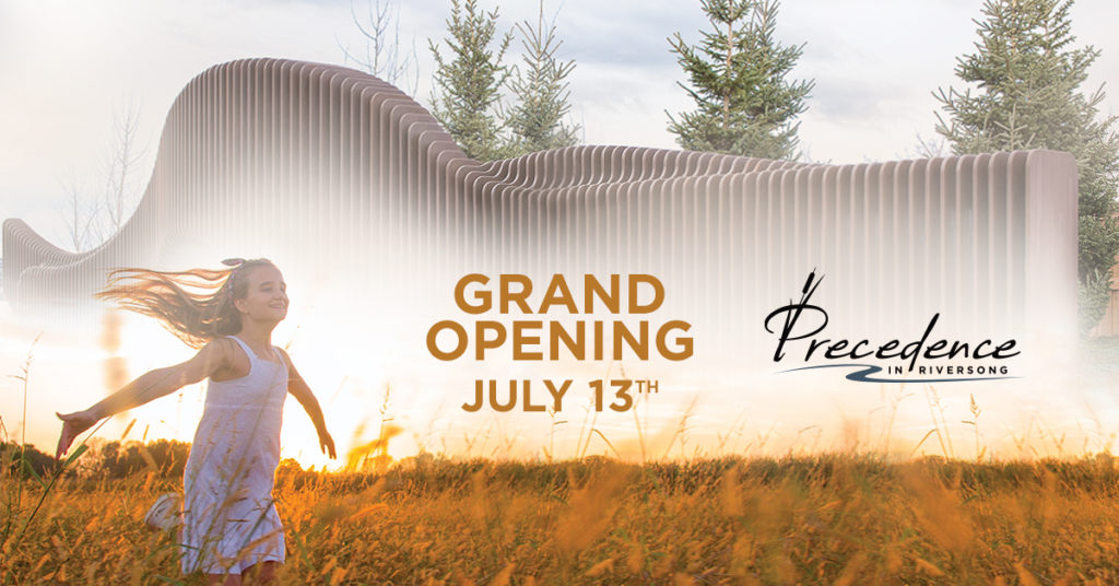 Precedence cochrane showhome grand opening trico homes july 13 family fun activities