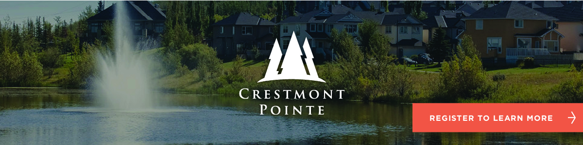 Crestmont Pointe Townhomes by Trico Homes in Calgary, Alberta
