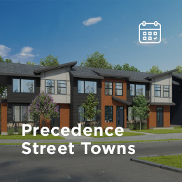 Precedence Street Towns