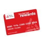 Trico Red Card Rewards