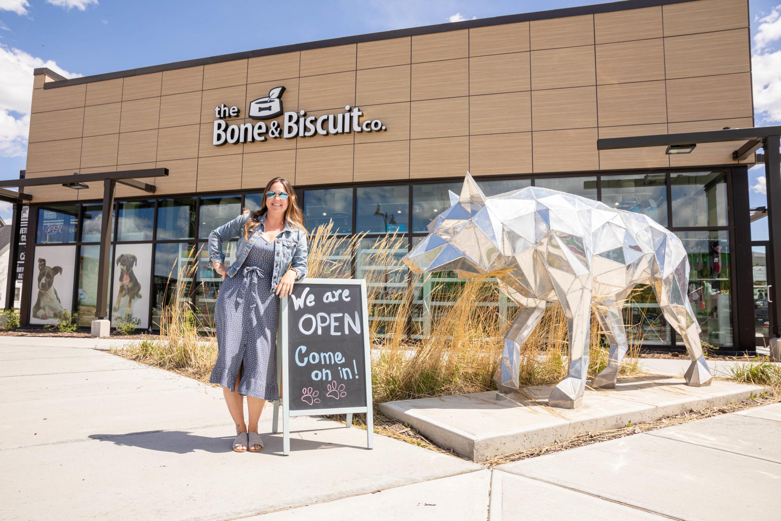 Bone & Biscuit Legacy Calgary