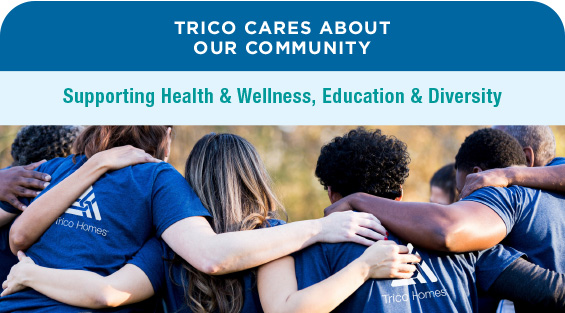 Trico Cares About Our Community