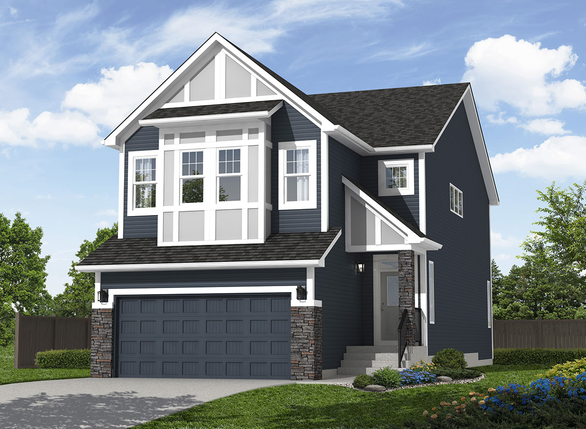 Winston Showhome In Belmont