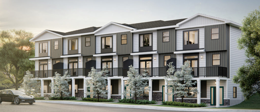 Meet Parallel Bloc, Our Newest Townhomes in Crestmont