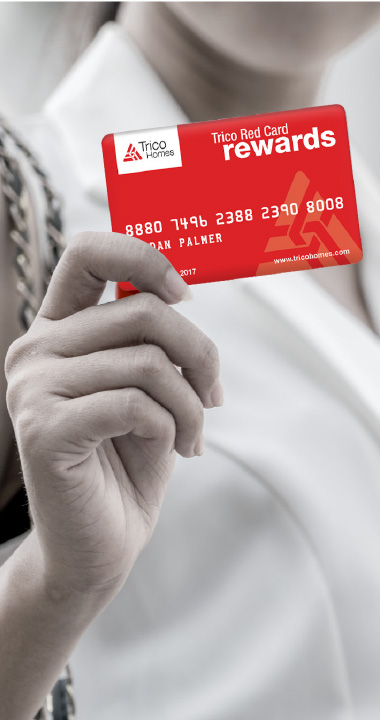 Trico red Cards Rewards