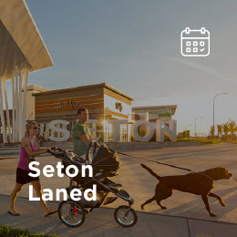 Book an Appointment with Seton Laned