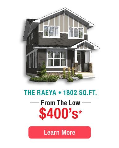 The Raeya Model Home