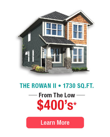 The Rowan II Model Home