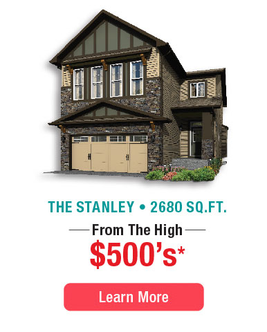 The Stanley Model Home
