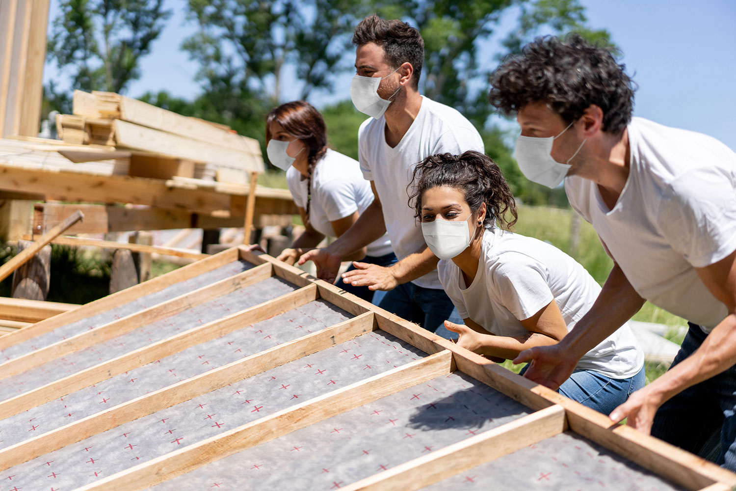 Trico Homes Giving Back
