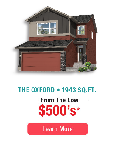 The Oxford Model Home By trico Homes