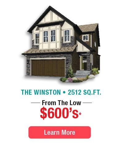 The Winston Hallmark Home